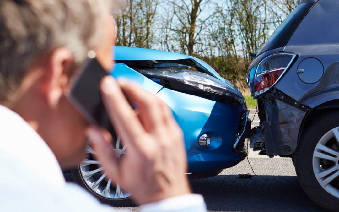¿Qué hacer en caso de accidente de tránsito?