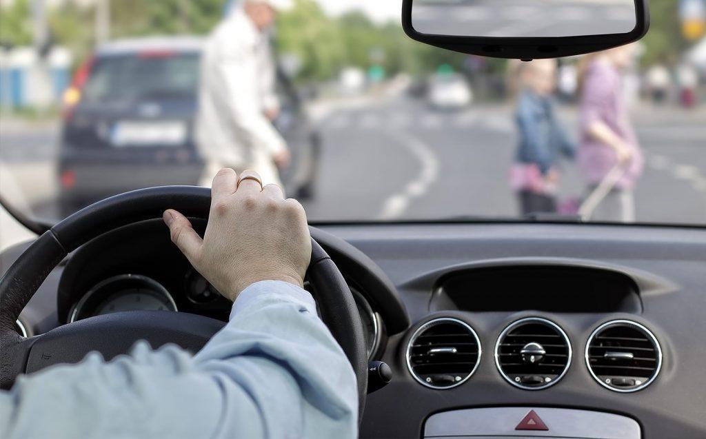 Recomendaciones en accidente de tránsito